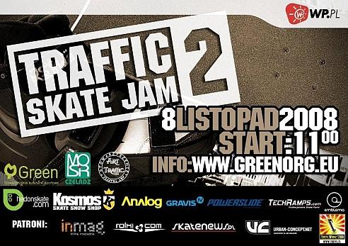 Traffic Skate Jam