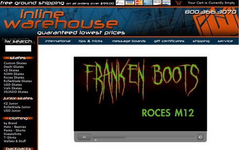 Franken Boot MJ12