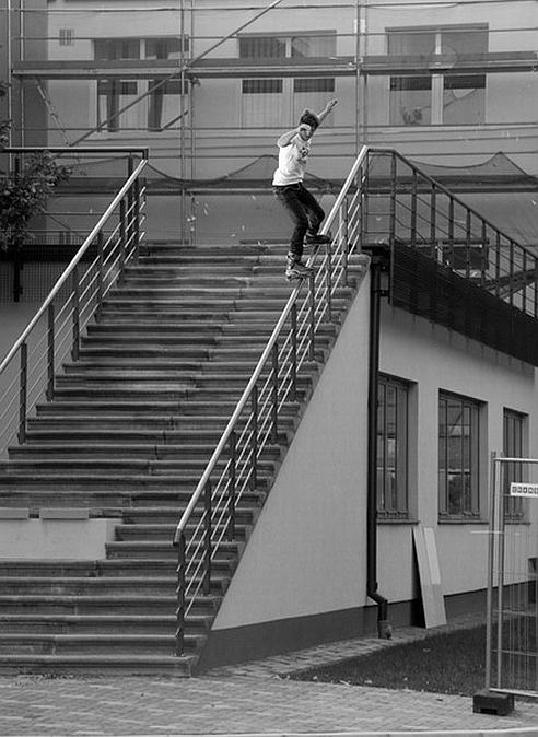 Martins Jansons - Frontside