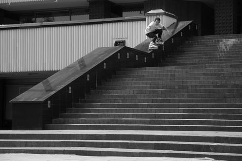 Nils Jansons - Fakie Inspin Bs Royale