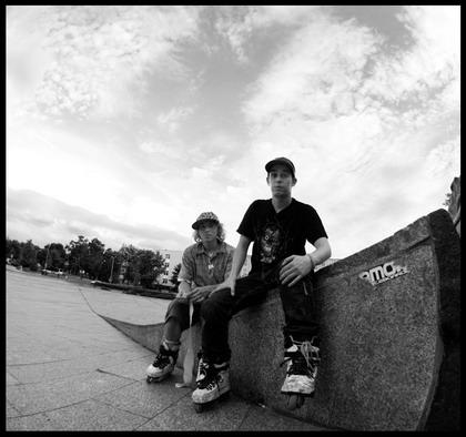 Piotrek & Mats