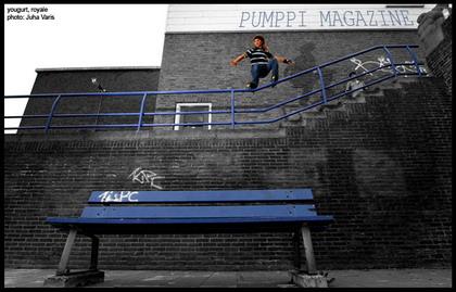 Wywiad Yoghurt'em Interview w Pumppi Mag!