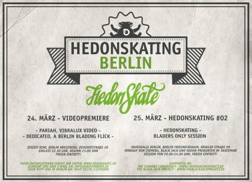 Hedonskate Berlin