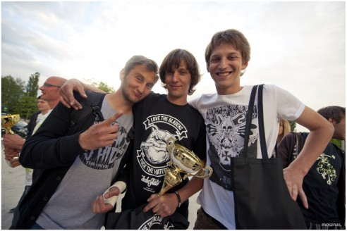 Mistrzejowice Cup - Winners