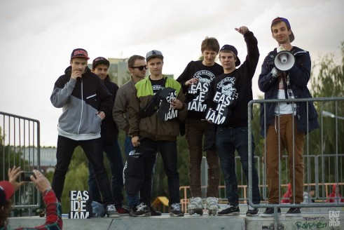 East Side Jam 2012 - Winners